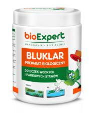 bioExpert Opakowanie preparatu BLUKLAR 500 g przeznaczonego do oczyszczania oczek wodnych i stawów jpeg