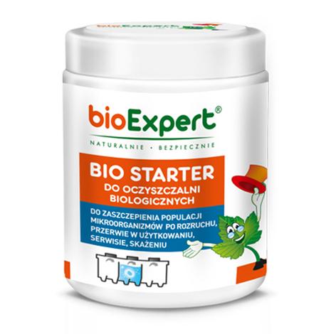 Opakowanie 400 g Startera do przydomowch oczyszczalni. bioExpert