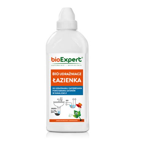 BIO Udrażniacz do kanalizacji w łazience 1 l. bioExpert