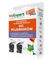 BIO Saszetki na zapachy w koszach na śmieci 2 szt. bioExpert