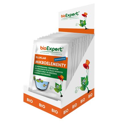 Bluklar PROFESSIONAL Mikroelementy Display otwarty 25 g x 18. bioExpert